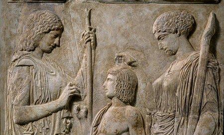 Persephone-Demeter