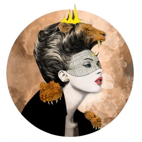 mustafa-soydan-zodiac-illustrations-leo-650x650