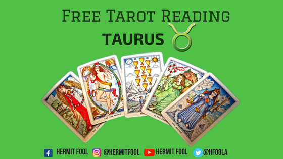 Free Tarot reading for August: Taurus ♉ – Hermit Fool