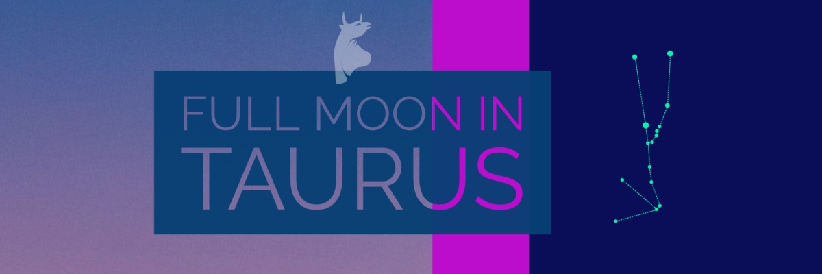 FULL MOON IN FIRST DECAN OF TAURUS: DETERMINATION – Hermit Fool